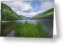 Upper Lake Greeting Card