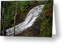 Upper Little Falls Greeting Card