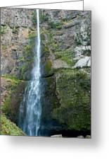 Upper Multnomah Falls Greeting Card