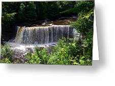 Upper Tahquamenon Falls Greeting Card