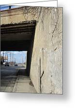 Urban Decay Train Bridge 2 Greeting Card