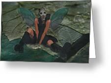 Urban Fairy Greeting Card