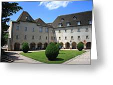 Ursulinen Convent - Macon Greeting Card