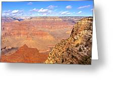 Us, Arizona, Grand Canyon, View Greeting Card