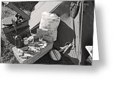 Us Army Rations Greeting Card