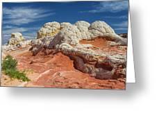 Usa, Arizona, Vermilion Cliffs National Greeting Card