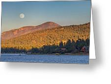 Usa, California, Big Bear Greeting Card