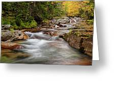 Usa, New Hampshire, White Mountains Greeting Card