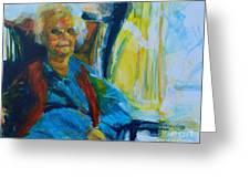 Use 2b So Ez - Alzheimer's Perch - The Long Good-bye Greeting Card
