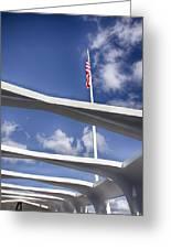Uss Arizona Memorial Greeting Card