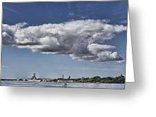 Uss Arizona Memorial-pearl Harbor V2 Greeting Card