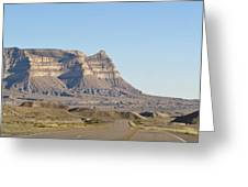 Utah Beauty Greeting Card by Diane Mitchell