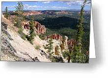 Utah Bryce Canoyn Greeting Card