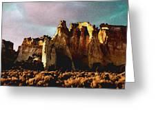 Utah Country 1 Greeting Card