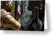 Utah Freedom Memorial Greeting Card