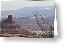 Utah Landscape # 7 Greeting Card