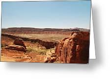 Utah Landscape 3 Greeting Card