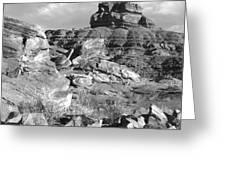 Utah Outback 38 Greeting Card