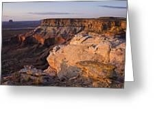 Utah Sunrise  Greeting Card