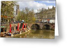 Utrecht Greeting Card