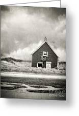 Vacation Rental Greeting Card by Edward Fielding