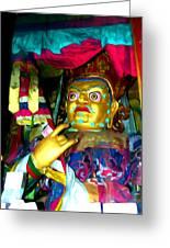 Vaishravana 1 Greeting Card
