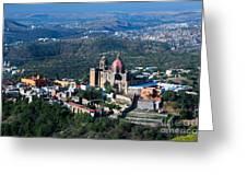 Valenciana, Mexico Greeting Card
