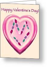 Valentine Gem Greeting Card