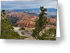 Valley Colors Greeting Card