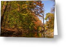 Valley Creek Greeting Card