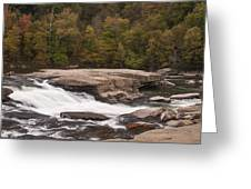 Valley Falls Scene 4 Greeting Card