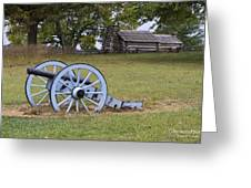 Valley Forge 2 Greeting Card