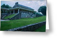 Valley Forge Station Greeting Card