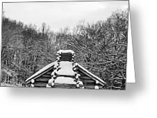 Valley Forge Winter 13  Per Request Greeting Card
