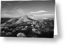 Valley Height Greeting Card