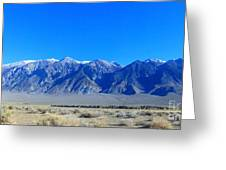 Valley Living Greeting Card