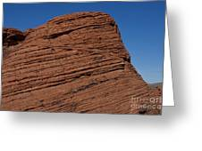 Valley Of Fire State Park Nevada Greeting Card