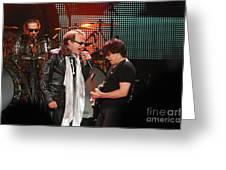 Van Halen-7123 Greeting Card