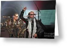 Van Halen-7148 Greeting Card