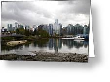 Vancouver Greeting Card