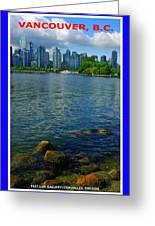 Vancouver IIi Greeting Card