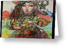 Vasalisa Greeting Card