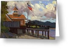 Vashon Island 4th Of July Greeting Card