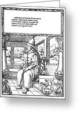 Vasily IIi Ivanovich (1479-1533) Greeting Card