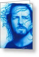 Vedder Greeting Card