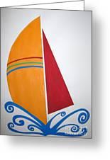Velas Greeting Card