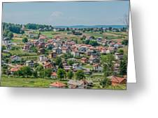 Velika Kladusa Bosnia  Greeting Card