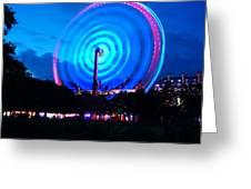 Vendome Paris Greeting Card