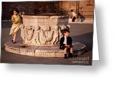 Venice 3 Greeting Card