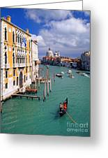 Venice 4 Greeting Card
